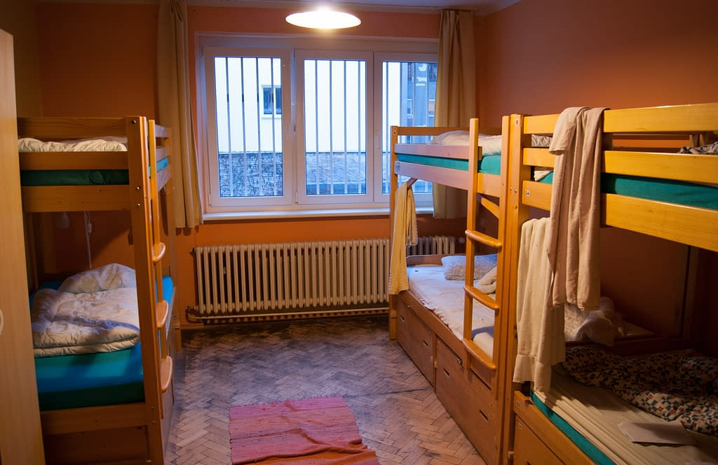 Save money on travel- by staying in hostel