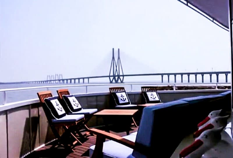 AB CELESTIAL – Floating Restaurant in Mumbai